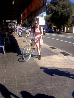 Sidewalk....Bondi, Sydney