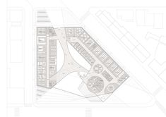 Gallery of University Building for Technical Faculty Winning Proposal / 3XN - 4