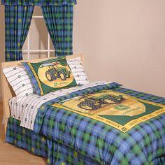 16 Superb John Deere Bedding For Boys