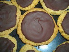 xylitol pb cookies