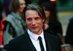 Lookin' pretty spiffy all dressed up.   Can We Talk About Mads Mikkelsen For AMinute?