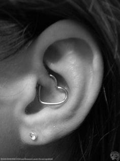I have this piercing! Just need to find the earring