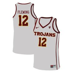 promo code 2b53f 5ff55 85 Best USC Trojans Basketball Jersey images in 2019