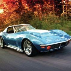 I love corvettes!