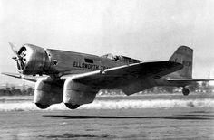 ノースロップ2E/2Fガンマ攻・爆撃機