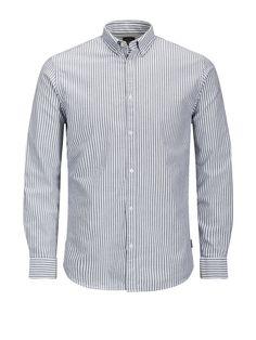Klassisk långärmad skjorta | JACK & JONES