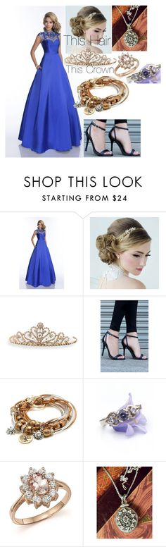 """""""Arranged Marriage Revile"""" by twilightphonix on Polyvore featuring Envious Couture, BillyTheTree, LULUS, Lizzy James, Lilia Nash Jewellery and Bloomingdale's"""