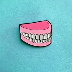 Dentures Pin