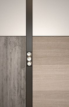 Black Track Lights | AD Office Interior Architect Kortrijk L 1113 - This thin black stripe is consistent in their designs.