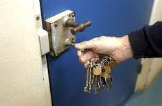 Gevangenis sleutelbos
