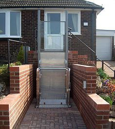 External Lifts On Pinterest Wheelchairs Platform And Evo