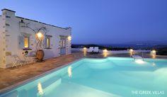 Paros Luxury Villas, Paros Villa Jerome, Cyclades, Greece