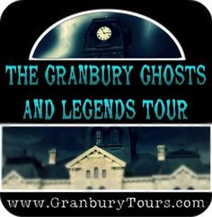 The Granbury Ghosts and Legends Tour. A lot of spooky fun!