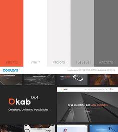 49 color schemes for 2017 - Envato - Medium Flat Color Palette, Colour Pallete, Color Schemes, Color Palettes, Web Design Color, Flat Design, App Design, Web Comics, Sports Graphic Design
