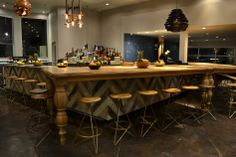 Figue Restaurant #ThomasSchoos #SchoosDesign #Figue #LaQuinta