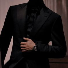 Bad Boy Aesthetic, Character Aesthetic, Mafia, Mens Suits, Cool Outfits, Suit Jacket, Mens Fashion, Clothes, Black