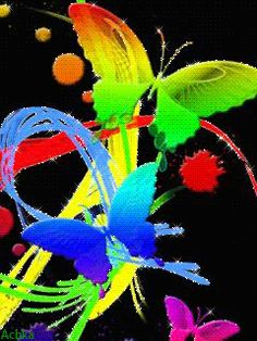 Download Animated 240x320 Cell Phone Wallpaper Category Insects
