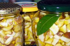 Come preparare le conserve di verdure sottolio e sottoceto   Ricette...