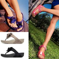 Darling, make your feet feel comfortable. Fitflop slipper!