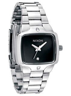 Nixon Small Player (black)
