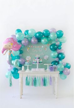 |Mermaid|Mermaid party|Party time|Enjoy|Happy| #mermaid #mermaidparty #partytime #enjoy #happy #love|| https://www.fabledwhimsy.com