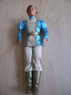 Barbie Rapunzel 2002 Prince Stefan Doll Used with Original Clothes Rapunzel, Harajuku, I Shop, Prince, Barbie, Dolls, The Originals, Ebay, Clothes