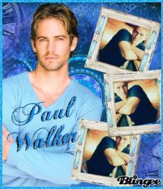 PAUL WALKER ORIGINAL BLINGEE BY FLORJACKSON58