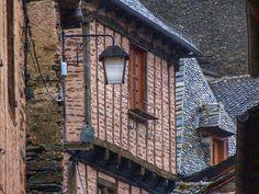 Conques (Aveyron, Francia)