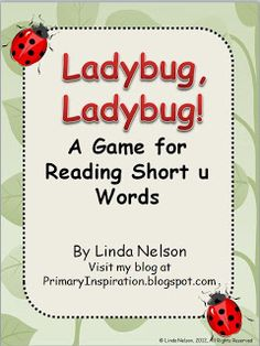 Primary Inspiration: Free Game for Short U