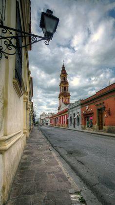 Street in Salta (Calle en Salta) | Salta | Argentina -