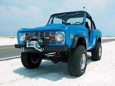 1970 ford bronco Maintenance/restoration of old/vintage vehicles: the material for new cogs/casters/gears/pads could be cast polyamide which I (Cast polyamide) can produce. My contact: tatjana.alic@windowslive.com
