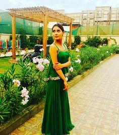 Lord, keep my memory green. #ssarakhan #happyme #green