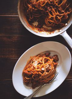 Meat Sauce Neapolitan