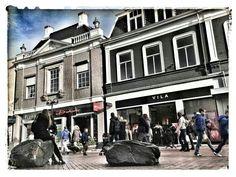 Winkel straat
