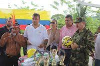 Noticias de Cúcuta: EJERCITO NACIONAL CELEBRA EN KARICACHABOQUIRA DIA ...