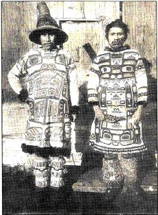 George Shortridge- keeper of the Whale House-Tlingit