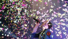 15 razones por las que no perderte un concierto de Coldplay | The Idealist