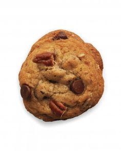 Chocolate Pecan Drop Cookies Recipe