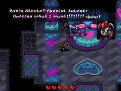 Robin Steele, the Waifu Thief! [Topdown roguelike fan game]