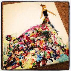 My art project: creativity off inspiration.