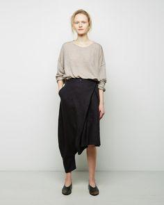 HACHUNG LEE | Skirt Pant | La Garçonne