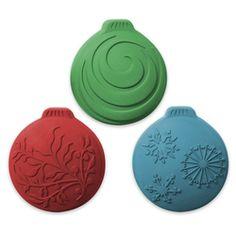 Ornaments Soap Mold