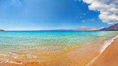 Greece, Rhodes, Pefki Beach 2012