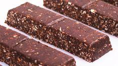 Barritas Proteicas Caseras de Chocolate 01