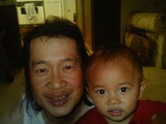 me and nephew
