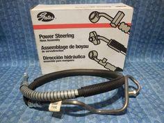 1975-1976 Granada Monarch 5.0L & 5.8L NORS Power Steering Hose #356820 #Gates