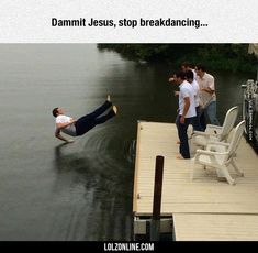 Jesus Can't Help It#funny #lol #lolzonline