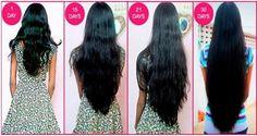 BELLEZA - Las mujeres hindúes son algunas de las más bellas del mundo y las caracteriza su precioso cabello y ellas de generación en generación se han ido t