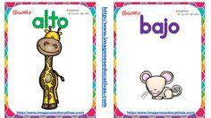 Opuetos tarjetas (13) Elementary Spanish, Elementary Music, Elementary Schools, Multiplication, Bilingual Classroom, School Worksheets, Baby Learning, Spanish Lessons, Childhood Education