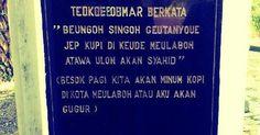 ASAL MUASAL BUDAYA KOPI DI ACEH   Tengkuputeh